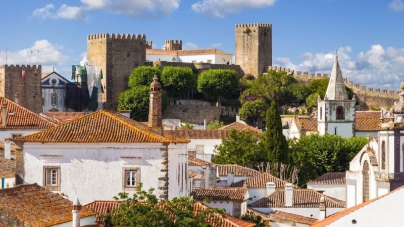 Top-tour-Obidos-Mediaval-village-portugal
