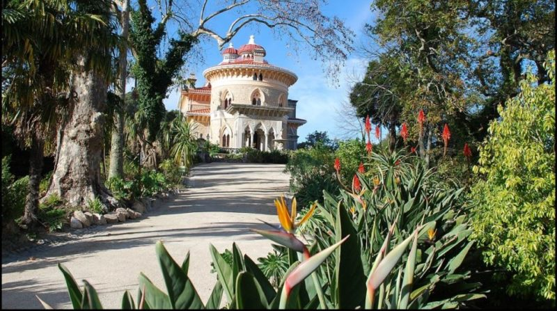 top-tour-Park-and-Palace-Monserrate-Sintra-portugal