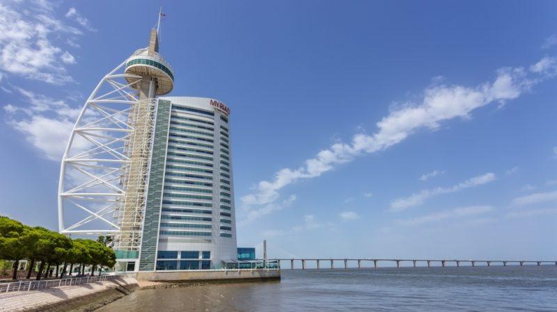 top-tour-vasco-da-gama-tower-and-bridge-lisbon-portugal