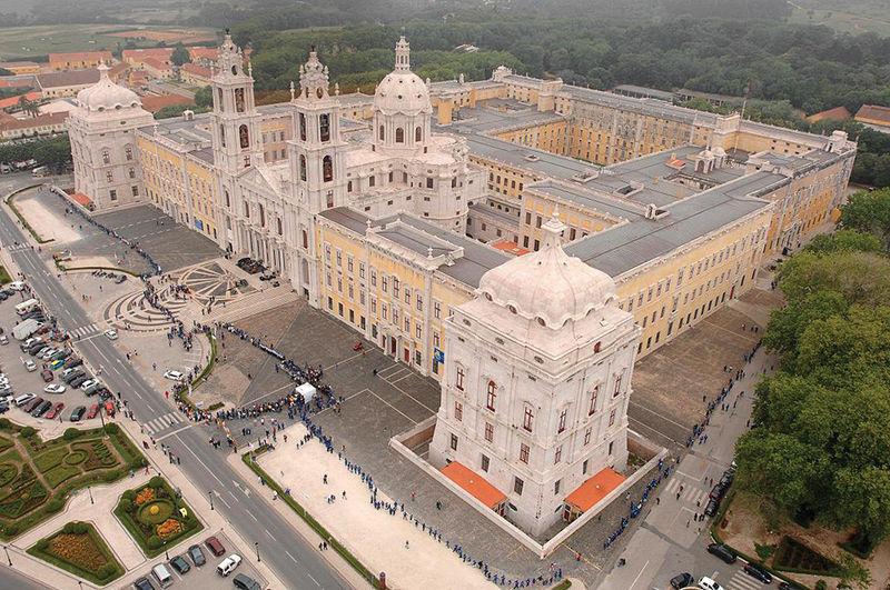 Royal Building of Mafra